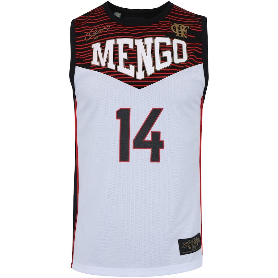 8cb45b779 Camiseta Regata do Flamengo Schmidt - Masculina
