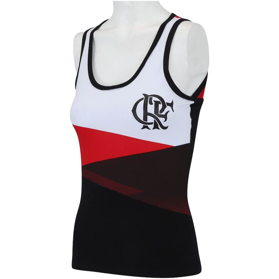 4021434f05 Camiseta Regata do Flamengo Squad - Feminina