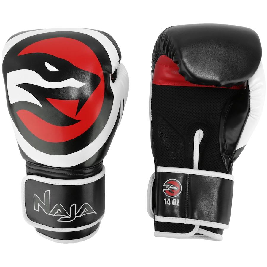 e78925b54 Kit de Boxe Naja  Bandagem + Protetor Bucal + Luvas de Boxe OPP - 14 ...