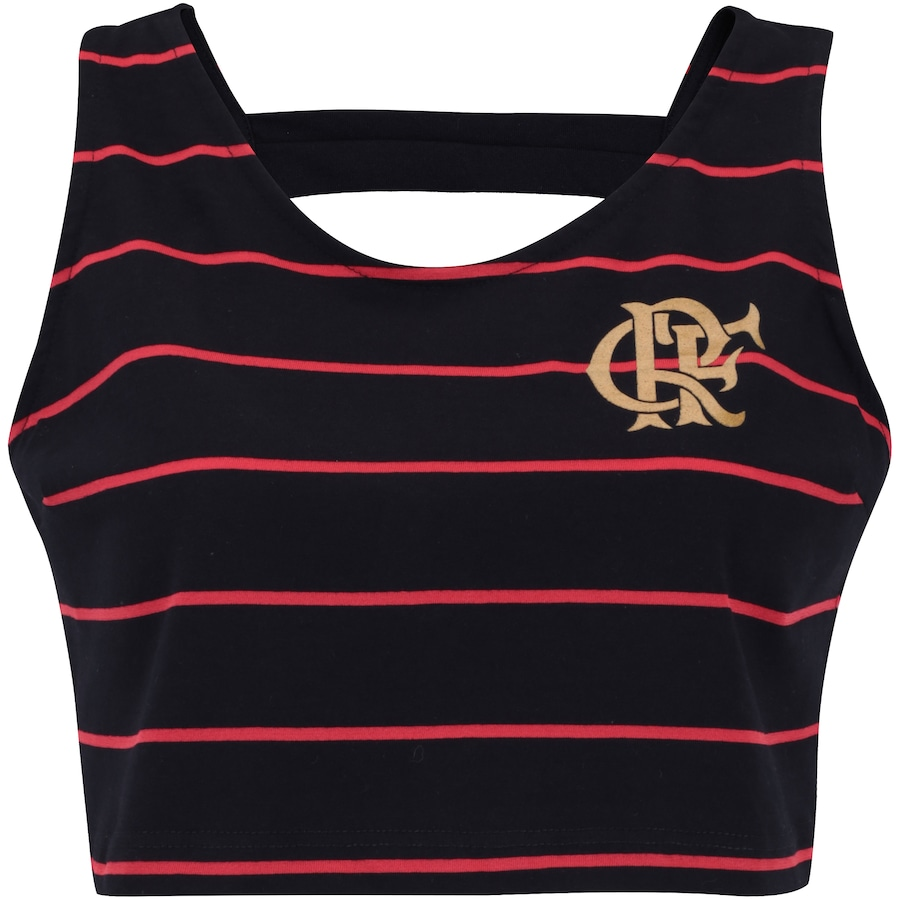 Blusa Cropped do Flamengo Dream - Feminina 3ac250a53d
