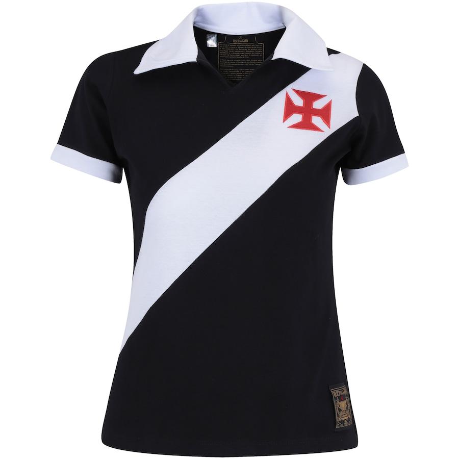 8369115de8096 Camisa Polo do Vasco da Gama Paris - Feminina