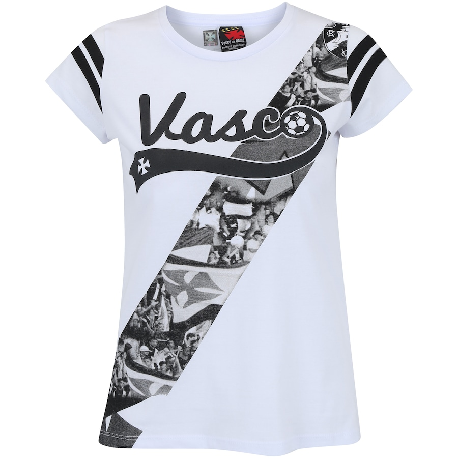 c90c3d4ef0 Camiseta do Vasco da Gama Player - Feminina
