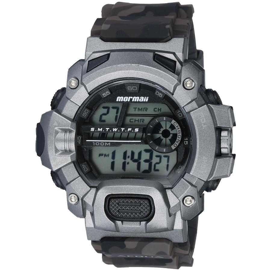 daa32ab761d1e Relógio Digital Mormaii MO1132AE - Masculino