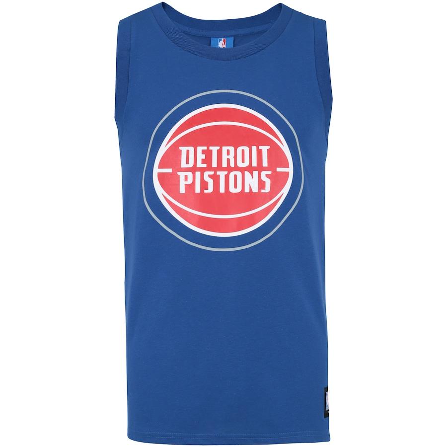 Camiseta Regata NBA Detroit Pistons 17 Básica - Masculina 2628e4450b18d
