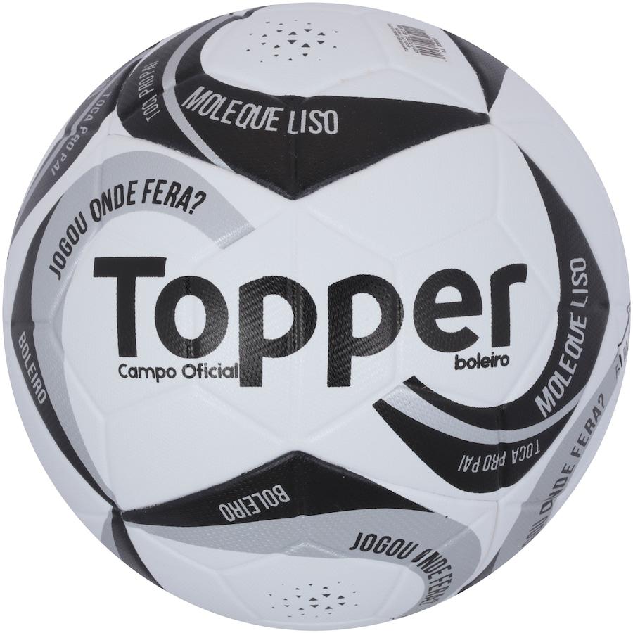 b8aaf56e1624a Bola de Futebol de Campo Topper Boleiro