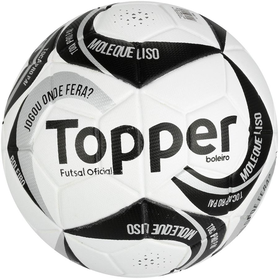 Bola de Futsal Topper Boleiro c63c14c1c91ab