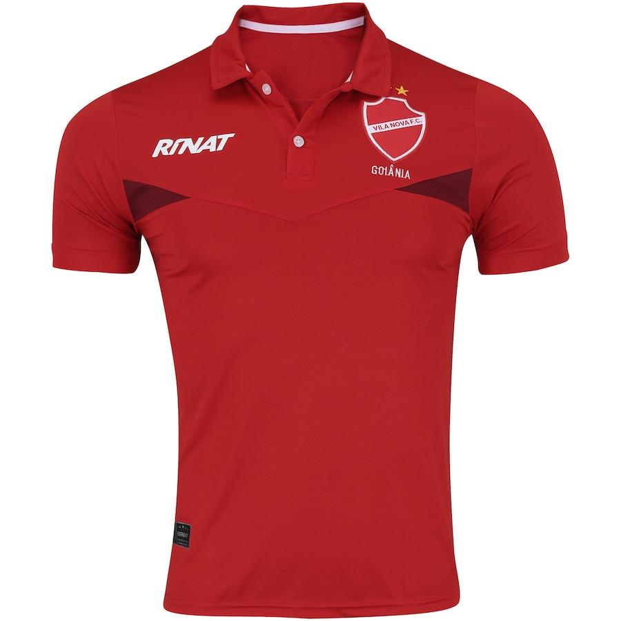 0fb17ca421d94 Camisa Polo do Vila Nova Viagem 2017 Rinat - Masculina