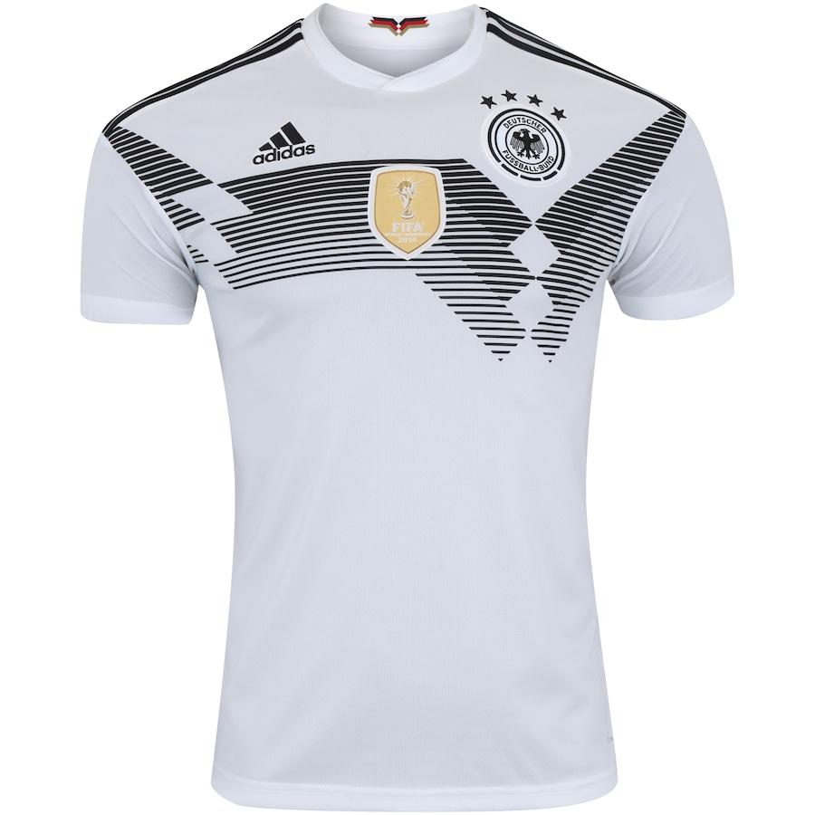 ffea67d07a Camisa Alemanha I 2018 adidas - Masculina
