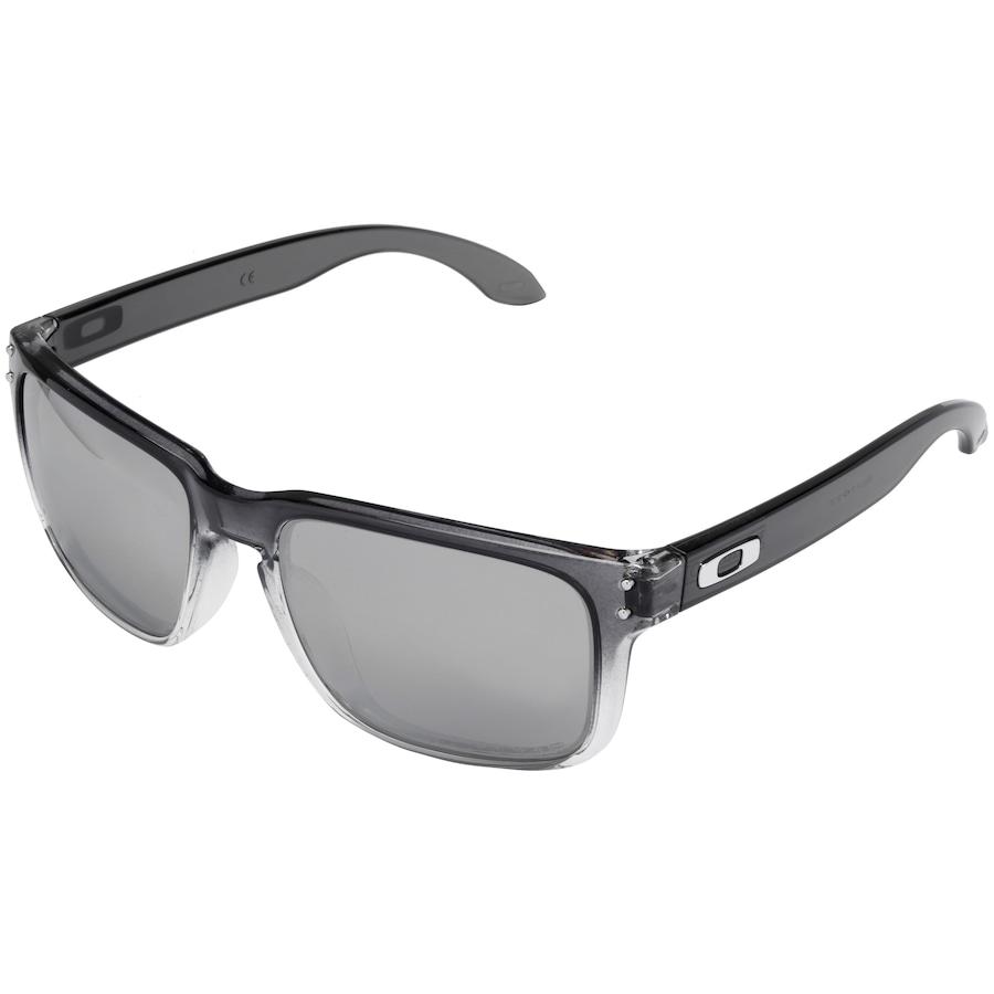 43155745e Óculos de Sol Oakley Holbrook Iridium Polarizo OO9102