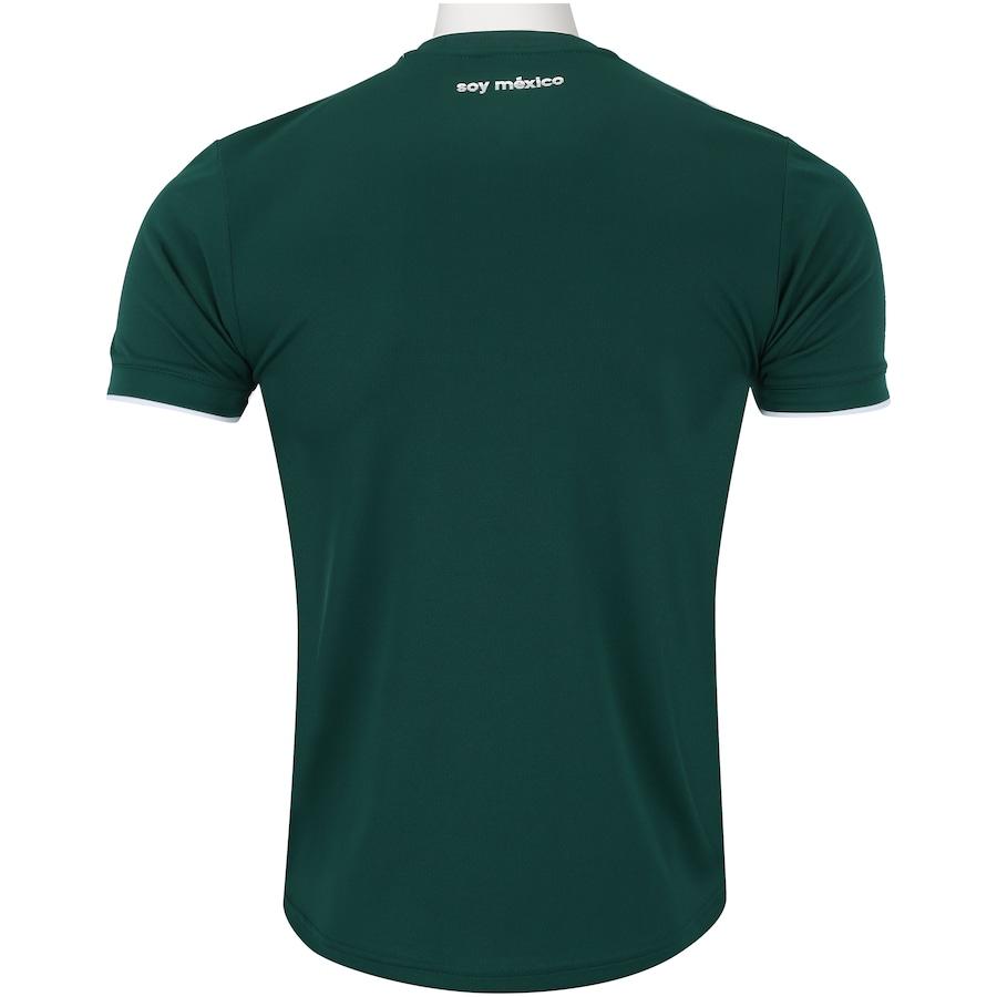 Camisa México I 2018 adidas - Masculina f8ab1e3ecace7