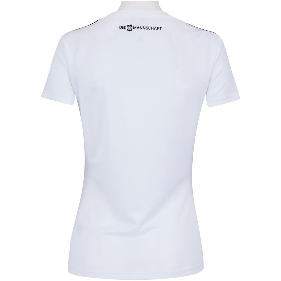 Camisa Alemanha I 2018 adidas - Feminina f8abea75bfcd3