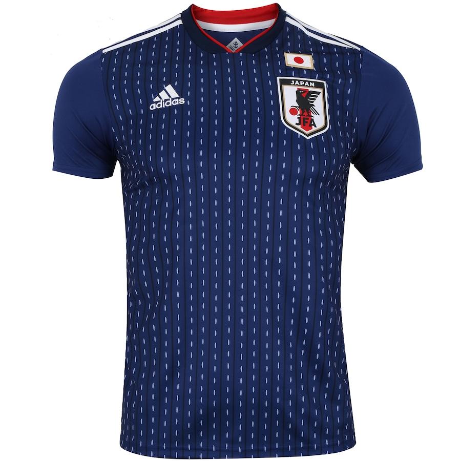 2f2ee77577 Camisa Japão I 2018 adidas - Masculina