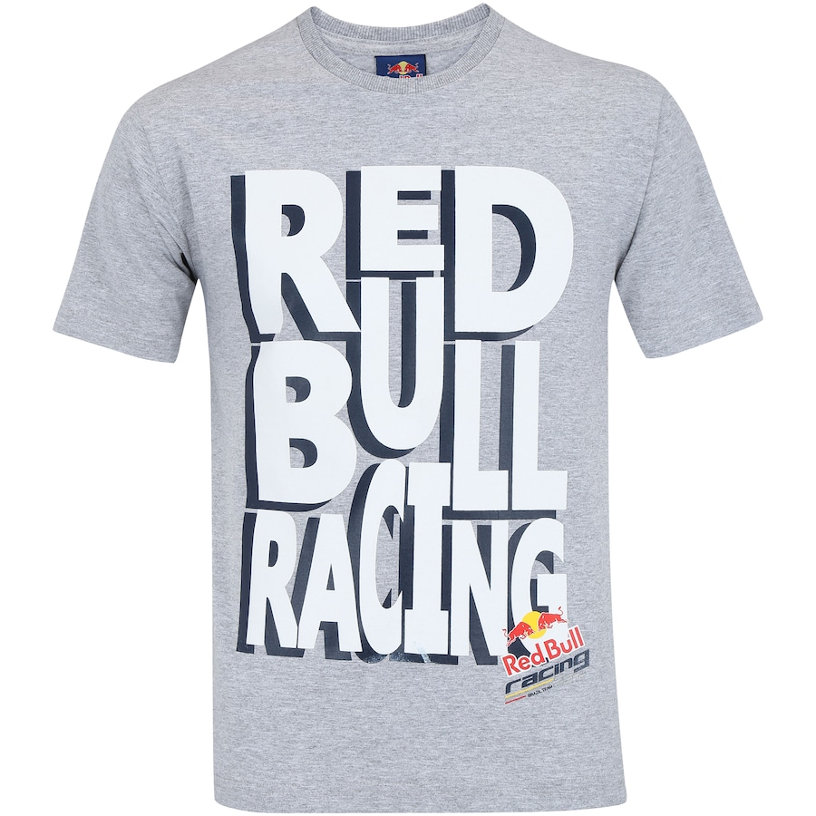 0c091dc04f3c5 Camiseta Red Bull Racing SC Art - Masculina