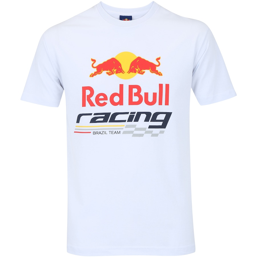 Camiseta Red Bull Racing SC Big Logo Color - Masculina 685f91cc471