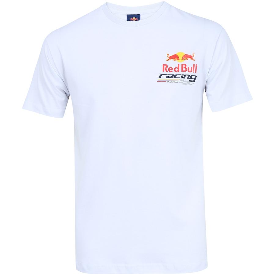 aafa4dd6a73c3 Camiseta Red Bull Racing SC Big Logo Costa - Masculina