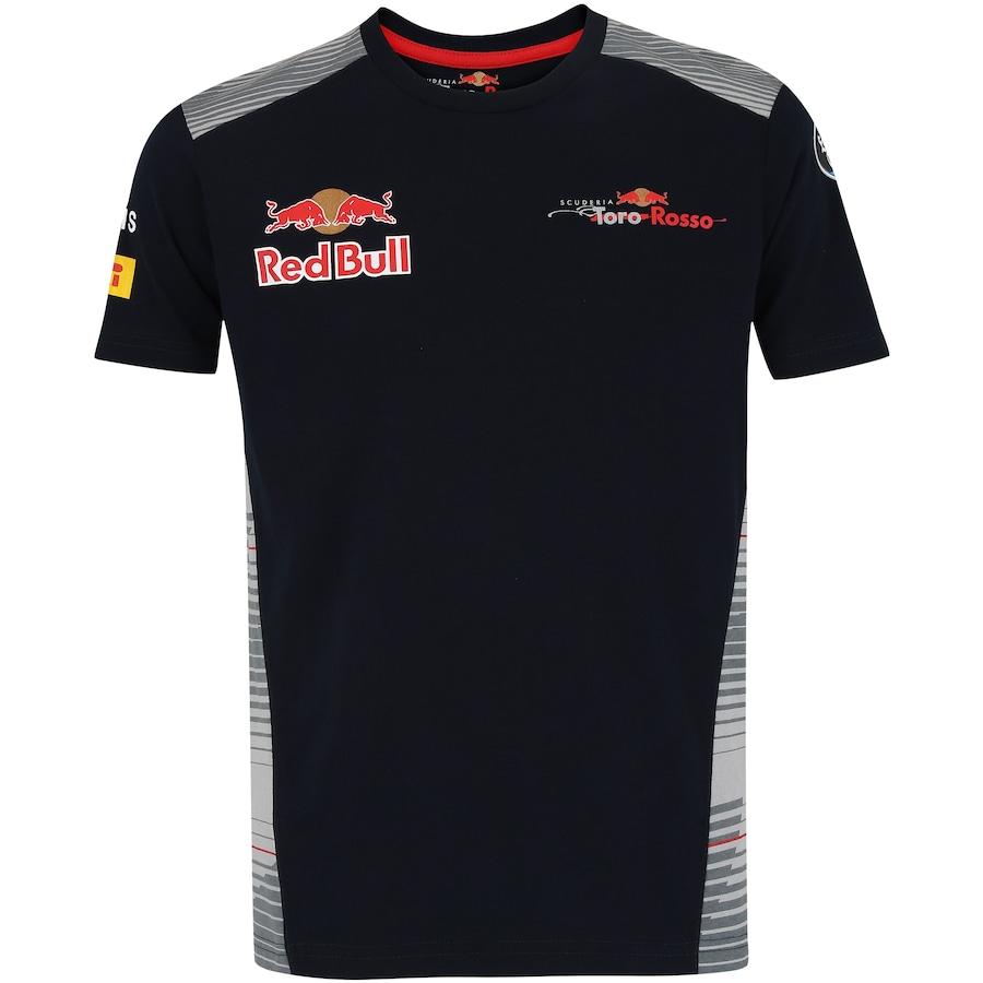 Camiseta Red Bull Toro Rosso OTL - Masculina 27eb625ed3e