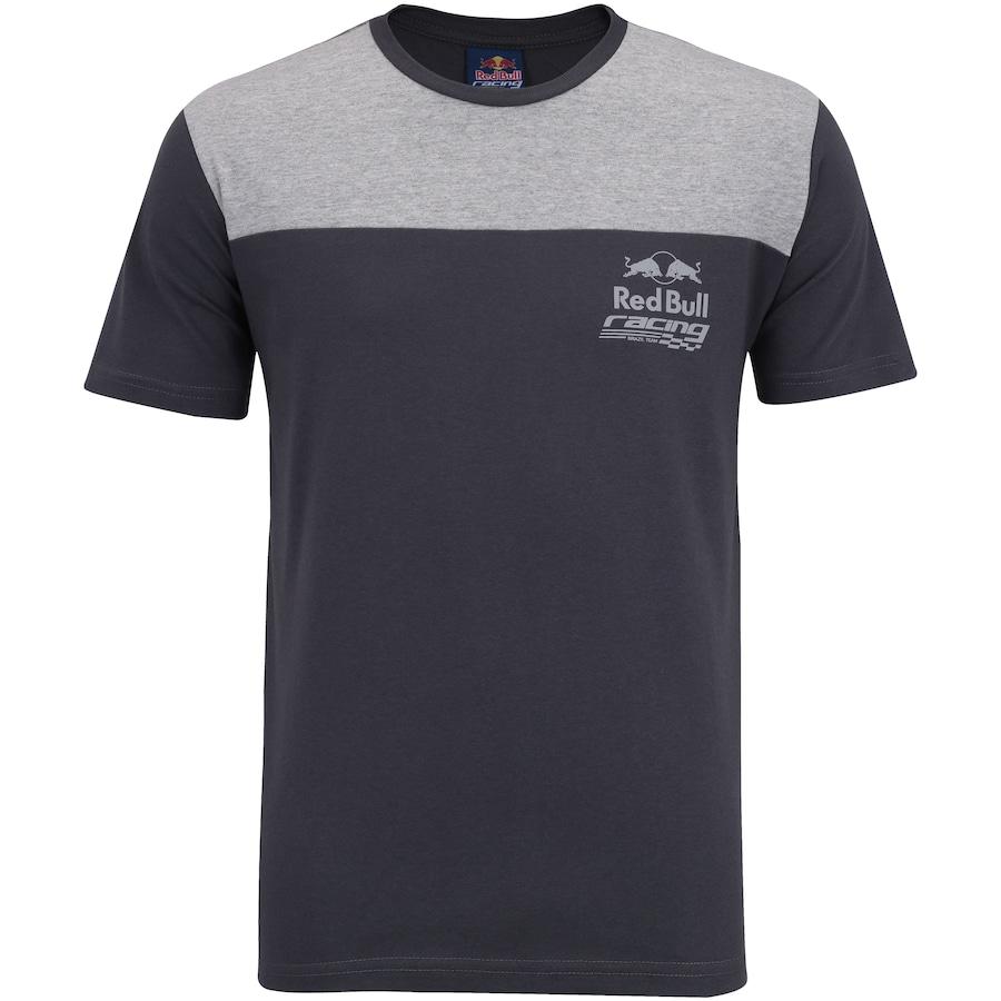672f3f3925226 Camiseta Red Bull Racing Cutout - Masculina
