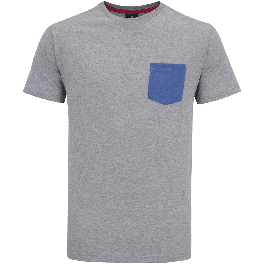 Camiseta Red Bull Racing Pocket - Masculina b50a1178855ab