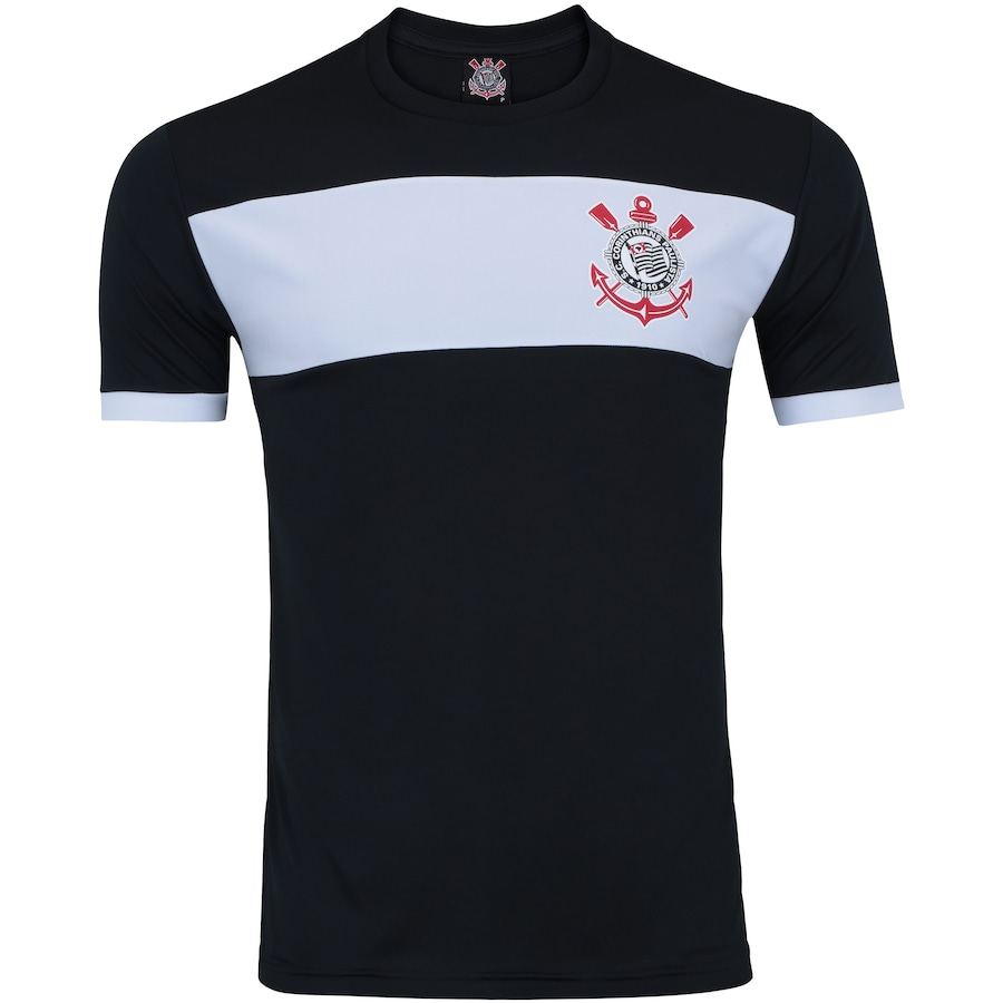 ced04ef9ec4cd Camiseta do Corinthians Basic TR - Masculina