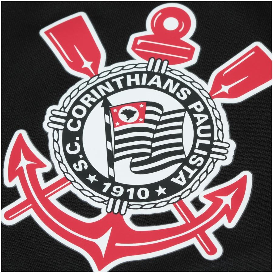 Camiseta Baby Look do Corinthians Basic - Feminina fb8edf6489ddf