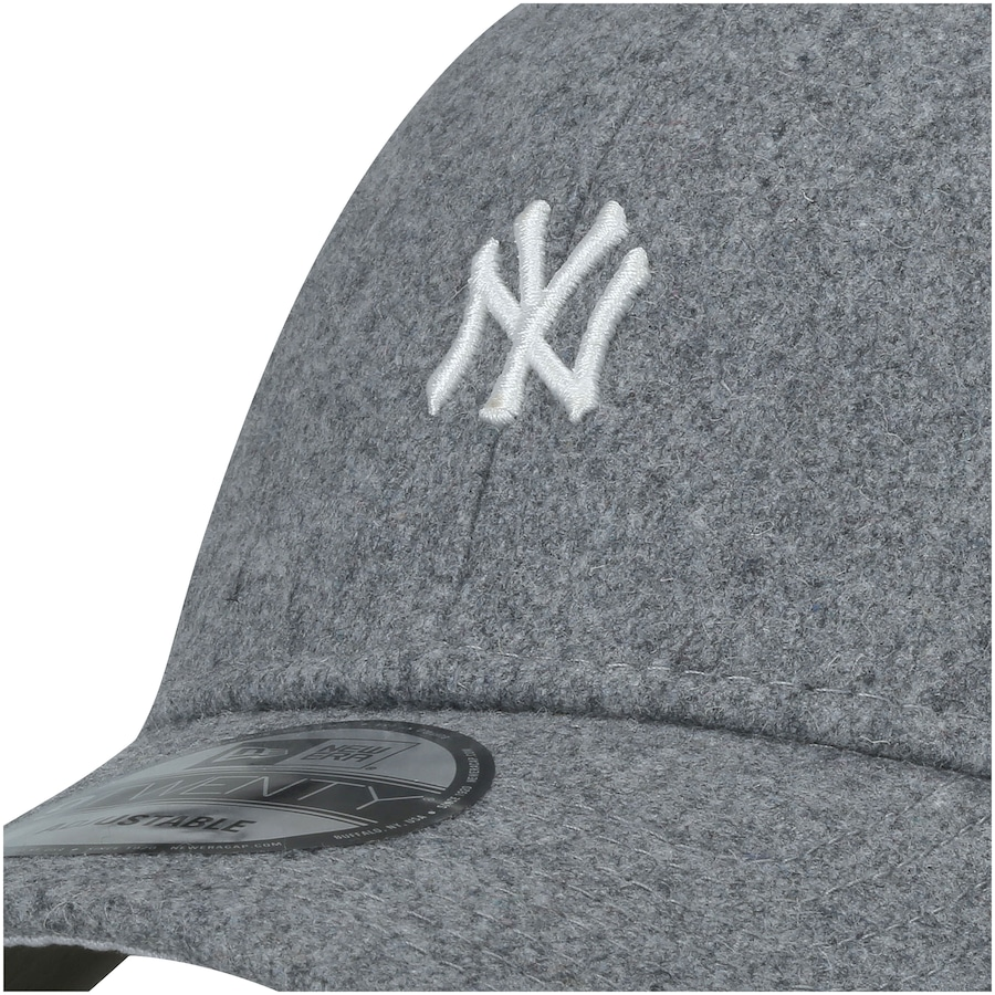 4bcb5a7bed ... Boné Aba Curva New Era 920 New York Yankees Mini Logo - Strapback -  Adulto ...