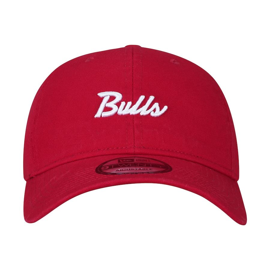 Boné Aba Curva New Era 920 Chicago Bulls Mini Script 1b1d7ba70de