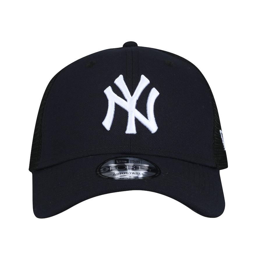 Boné Aba Curva New Era 940 New York Yankees SN O - Snapback b5a7c466363