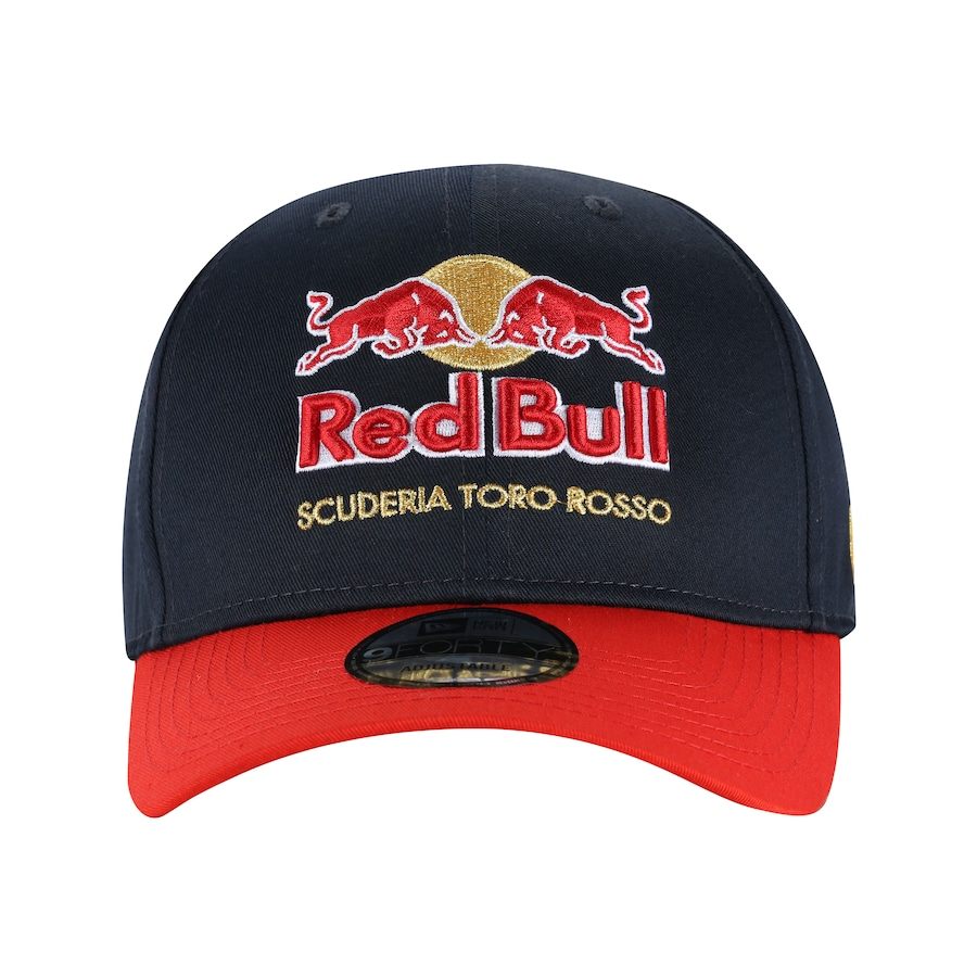 4261f1bec43bc Bone aba curva new era red bull toro rosso speedway snapback adulto img jpg  900x900 Red
