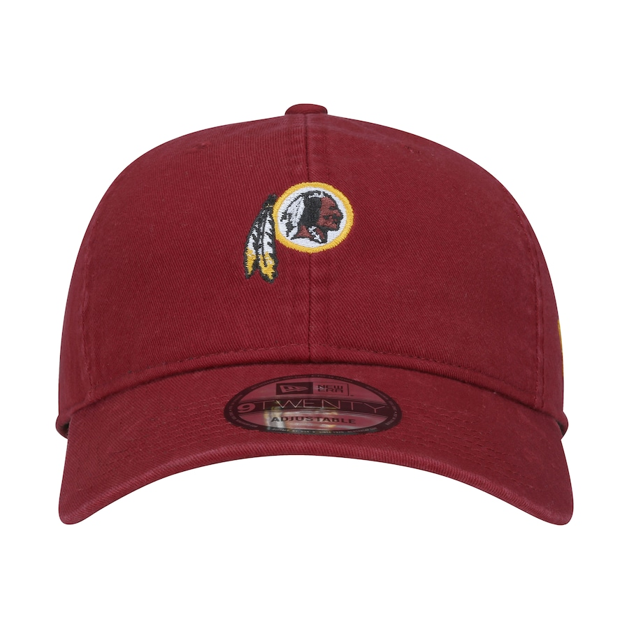 b55b91ebc Boné Aba Curva New Era 920 Washington Redskins Mini Logo