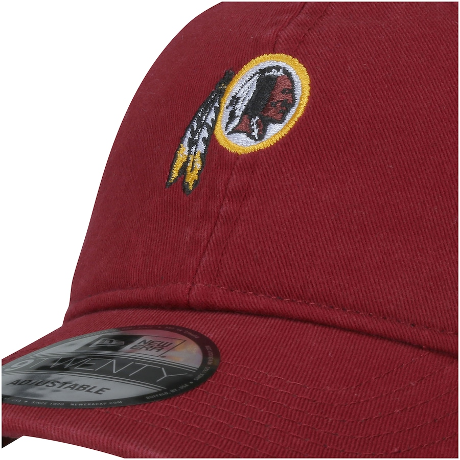 ... Boné Aba Curva New Era 920 Washington Redskins Mini Logo Classic -  Strapback - Adulto ... 7db6b8b49da