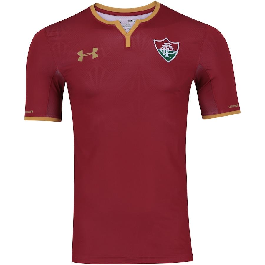 Camisa do Fluminense III 2017 Under Armour - Jogador 0559cad353974