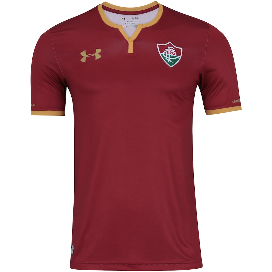 Camisa do Fluminense III 2017 Under Armour - Masculina bebc99b075003