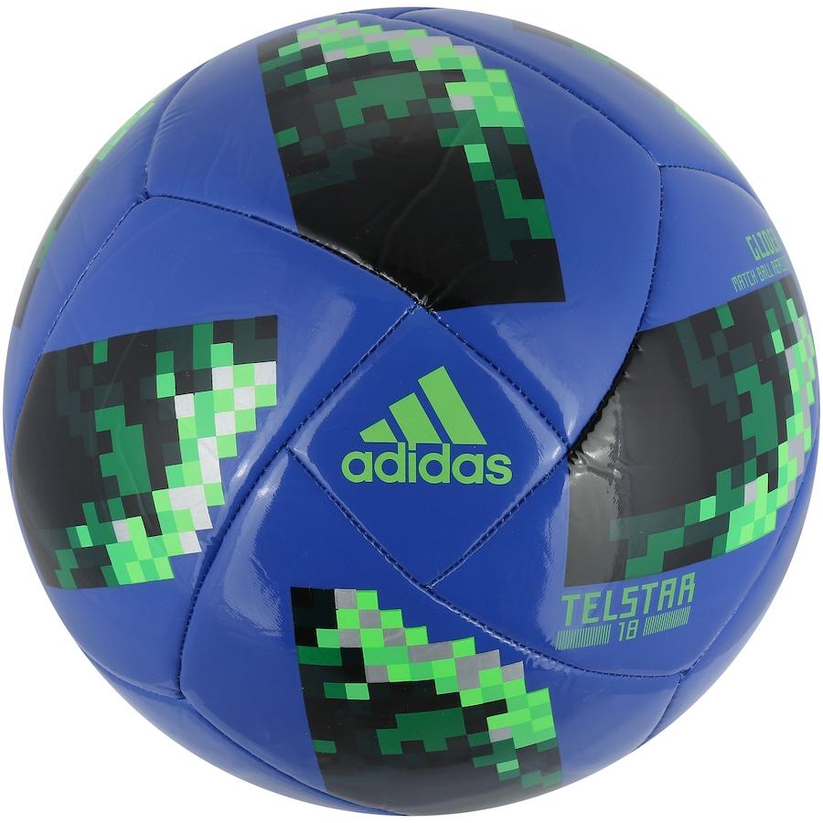 84401a43de709 Bola de Campo Oficial Copa do Mundo FIFA 2018 adidas Glider
