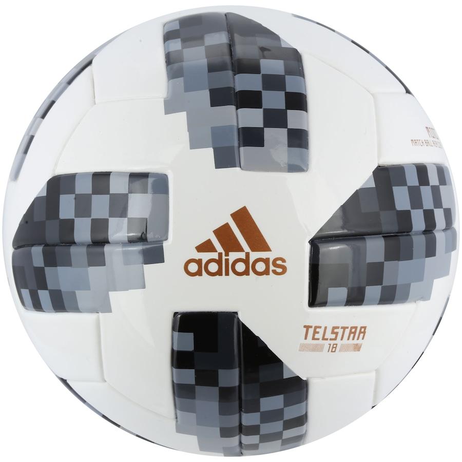 ... Minibola de Futebol de Campo Telstar Oficial Copa do Mundo FIFA 2018  adidas ... 17660140f9d14