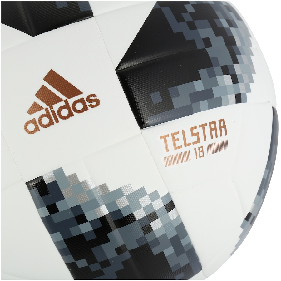 be1cdad95f ... Bola de Futebol de Campo Telstar Oficial Copa do Mundo FIFA 2018 adidas  Top Replique X ...