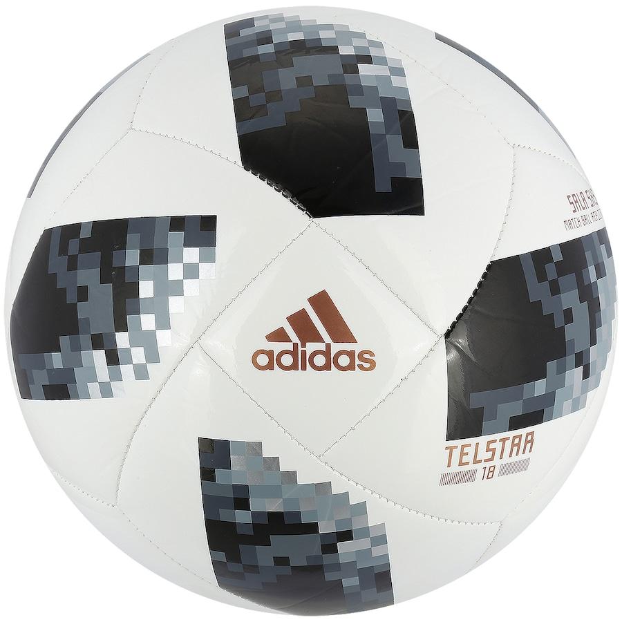796b1ea6a929c Bola de Futsal Oficial Copa do Mundo FIFA 2018 adidas 5X5