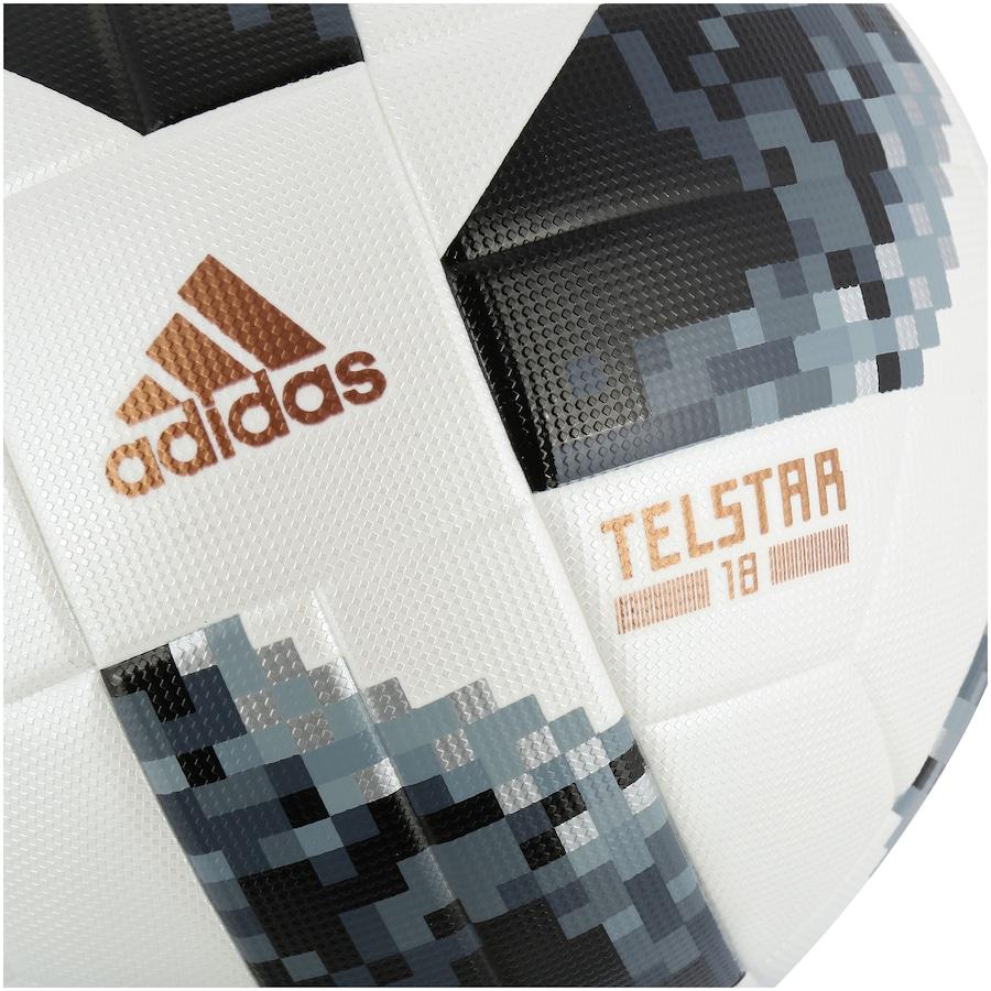 ... Bola Society Telstar Oficial Copa do Mundo FIFA 2018 adidas Top ... ed0d3e40802ee