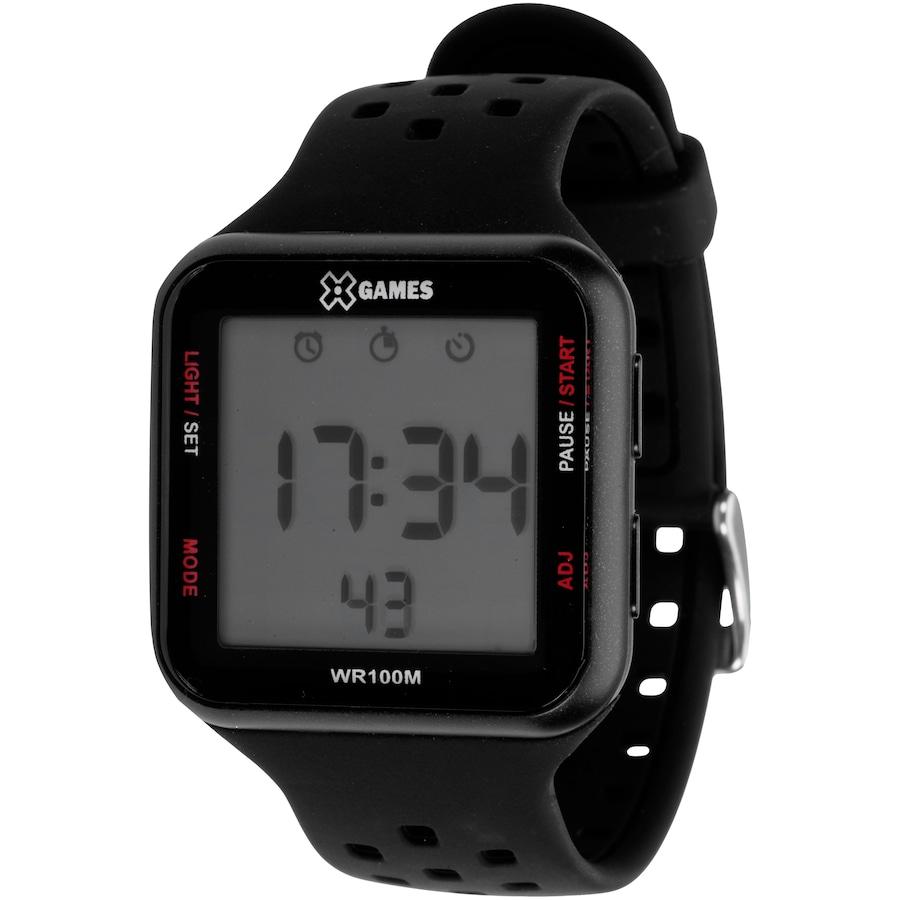 229840edf39 Relógio Digital X Games XGPPD090 - Feminino