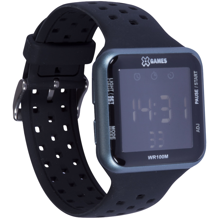3937d58f845 Relógio Digital X Games XGPPD091 - Feminino