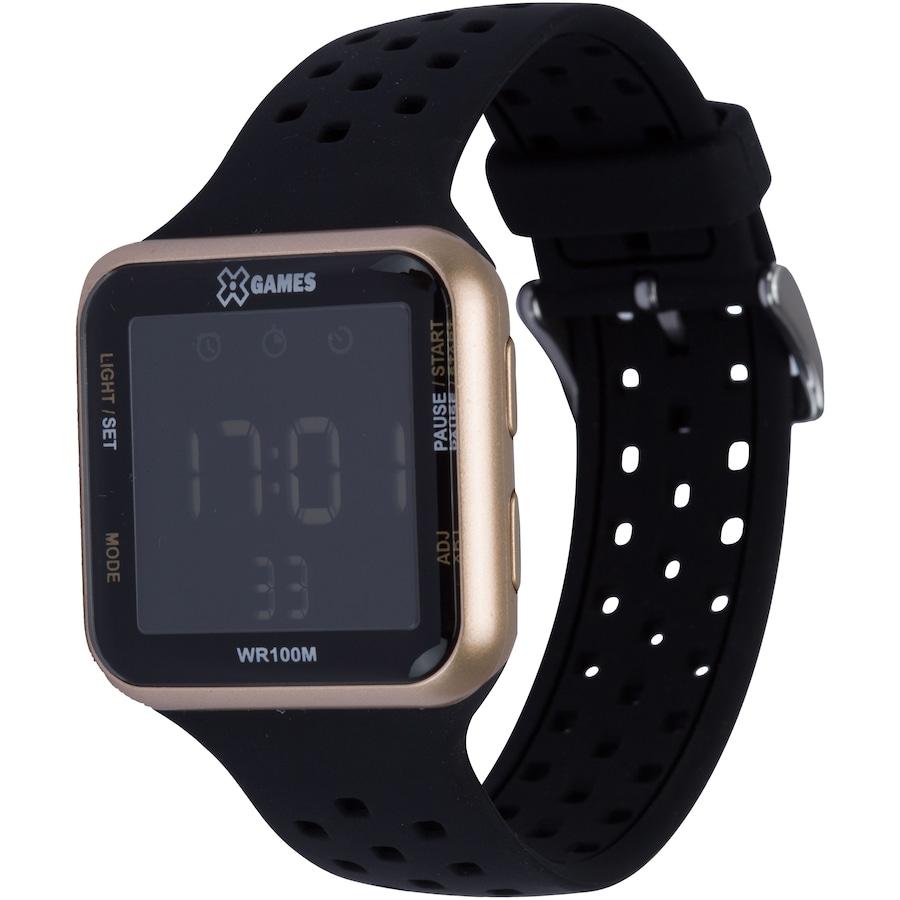 d6f5d6cd85d Relógio Digital X Games XGPPD092 - Feminino