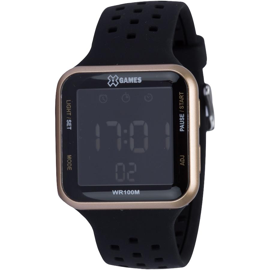 8d59630815d Relógio Digital X Games XGPPD092 - Feminino