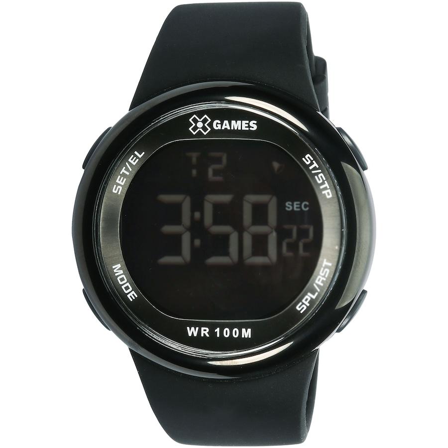 5278bb24a7e Relógio Digital X Games XMPPD442 - Feminino
