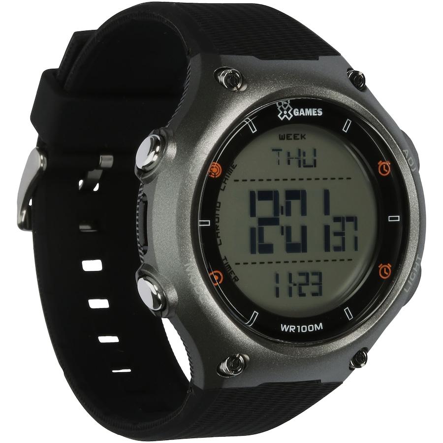 2d9a499d0a3 Relógio Digital X Games XMPPD453 - Masculino
