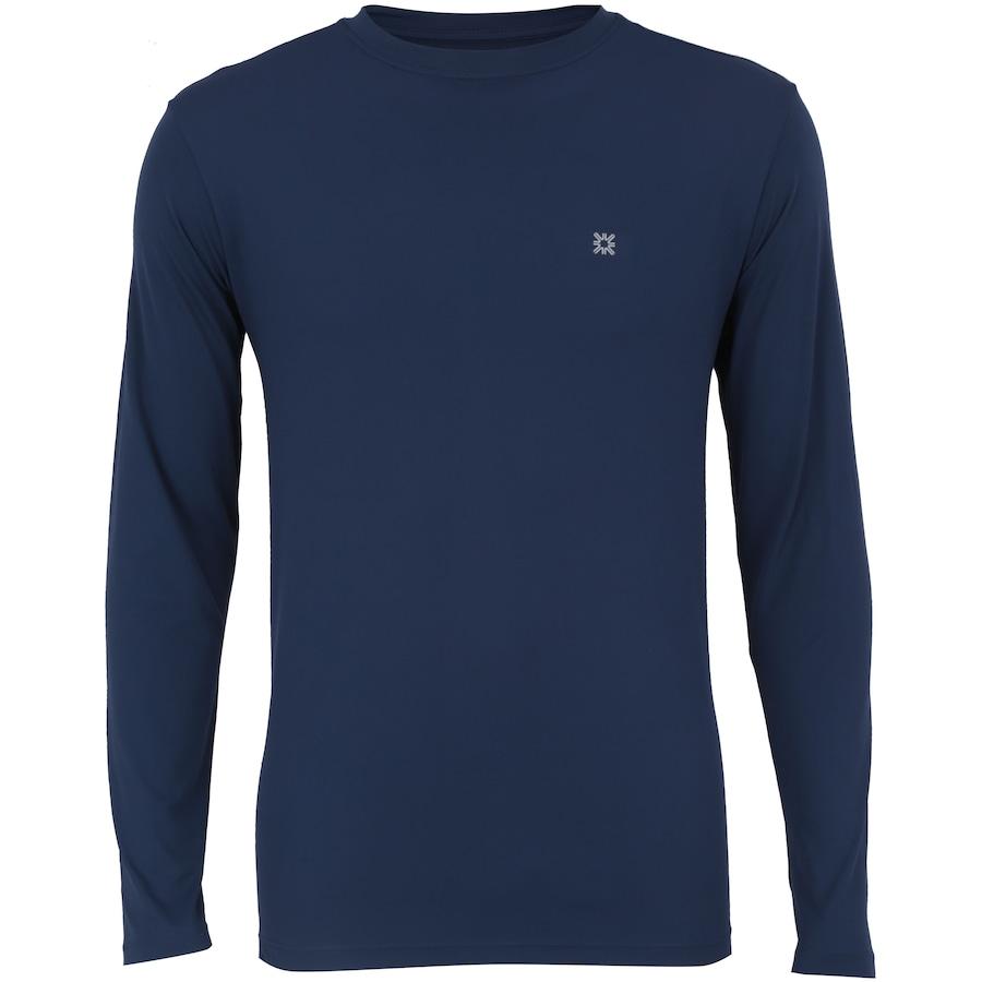 ... Camiseta Manga Longa com Proteção Solar UV Line CT Esporte BR -  Masculina. Imagem ampliada ... 642051c53dde5