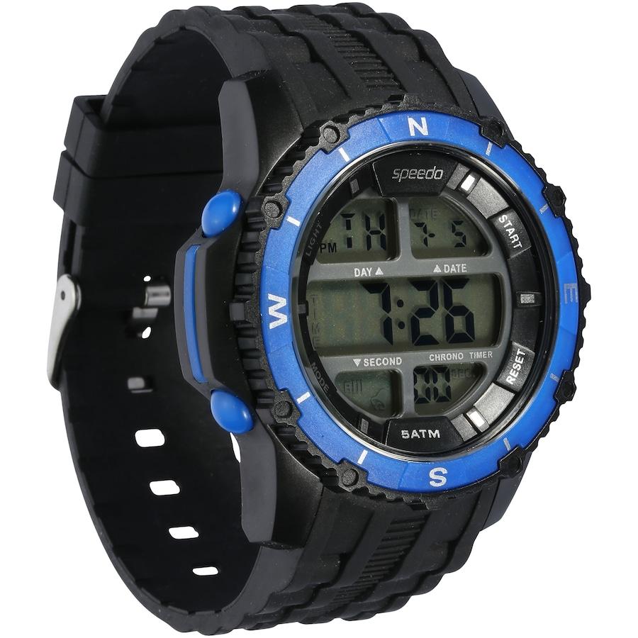 090cb53a001 Relógio Digital Speedo 81135G0 - Masculino