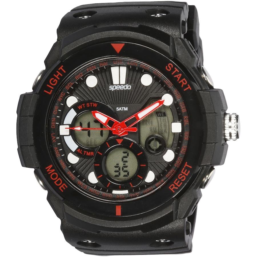5e33ae43f72 Relógio Digital Analógico Speedo 81122G0 - Masculino