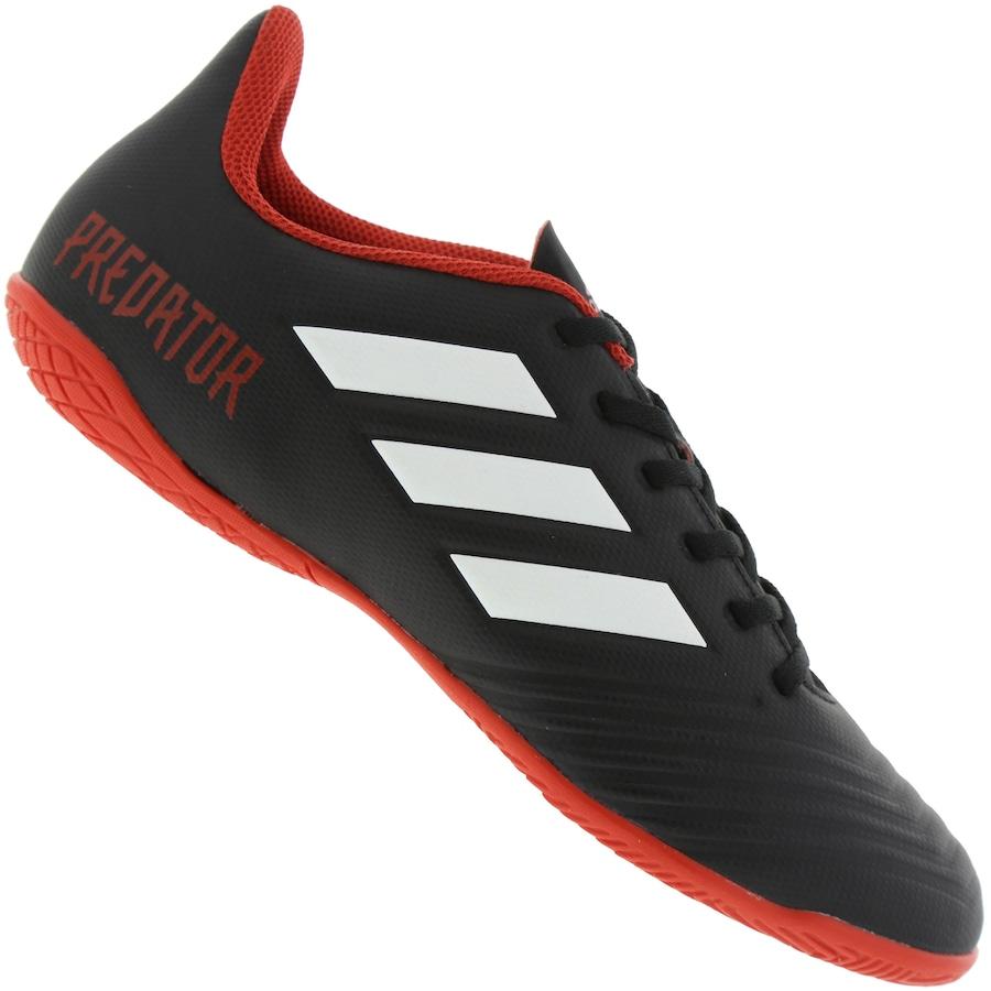 debff07d6 Chuteira Futsal adidas Predator Tango 18.4 IN - Adulto - Loja Credicard