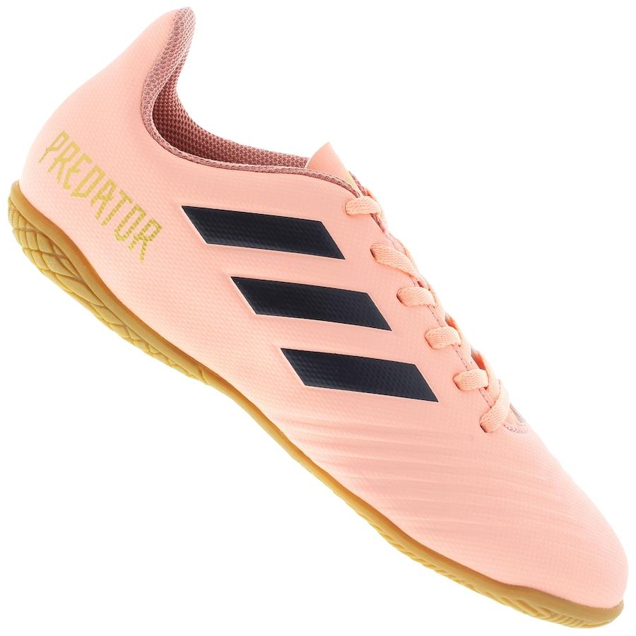 Chuteira Futsal adidas Predator Tango 18.4 IN - Adulto. undefined 26fa6f910ad4c
