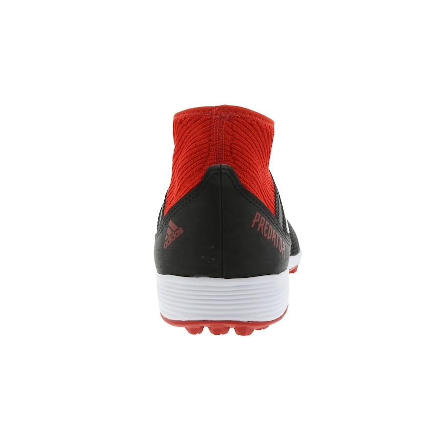 Chuteira Society adidas Predator Tango 18.3 TF - Adulto 34f5be54ff9f3