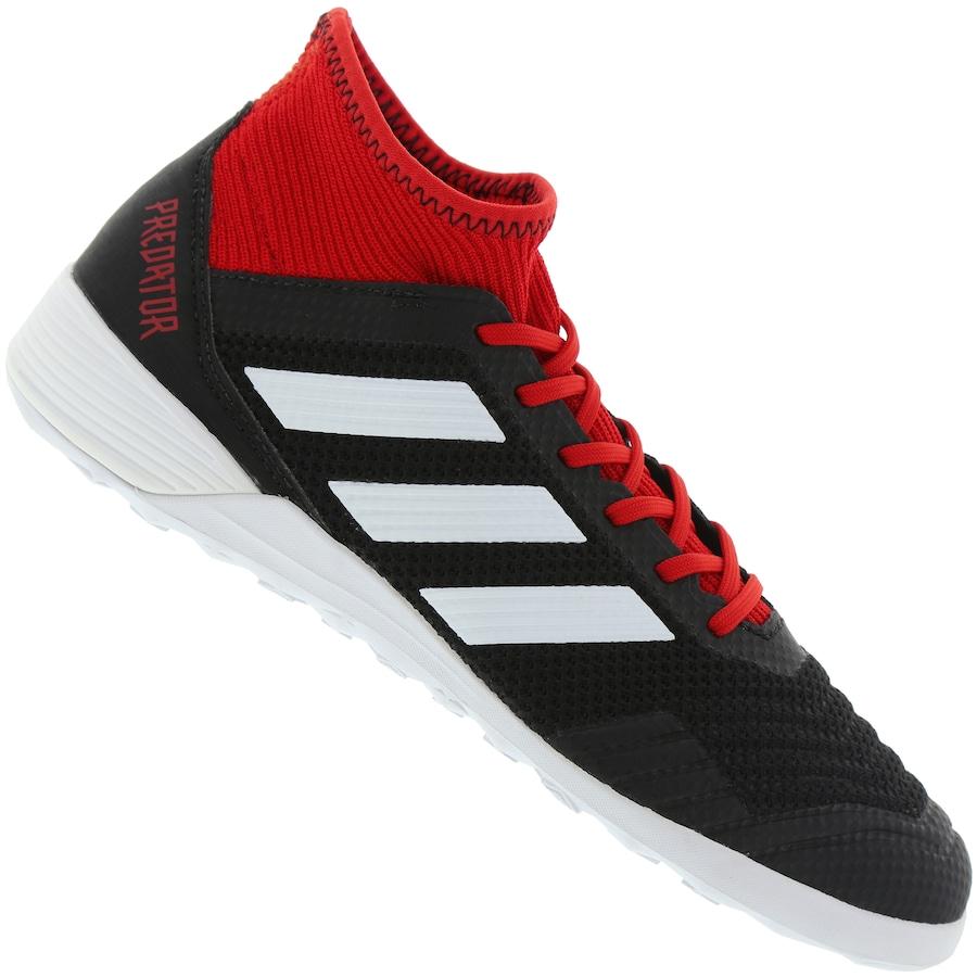 Chuteira Futsal adidas Predator Tango 18.3 IN - Adulto  3768234660c64